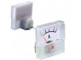 91C16 (0-3A) амперметр 40х40 DC