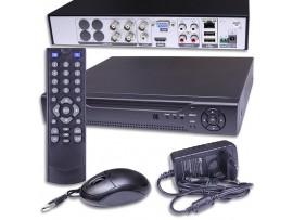DT-DVR04170 видеорегистратор 4-х канальный