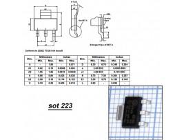 ACS110-7SN симистор 1А 700V