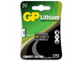 CR2 Батарея 3V Lithium (d=15;L=27) GP