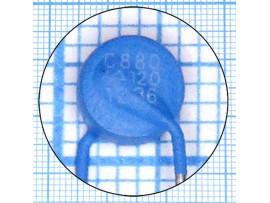 B59880C120A70 термистор PTC 70 Ом