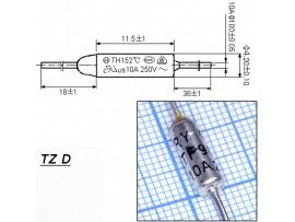 TZ D-090-10А Термопредохранитель