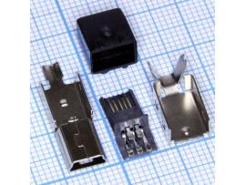 Mini USB Шт.USB/M-SP-1 на кабель 5pin