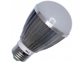 Лампа 12V/7W LED E27