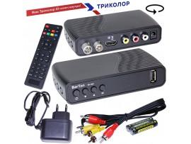 Cadena CDT-1793 ресивер эфирный DVB-T2,HD