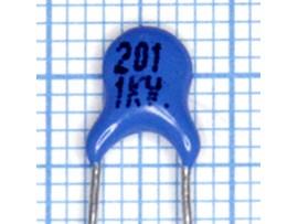 Конд.200p/1000V Y5E