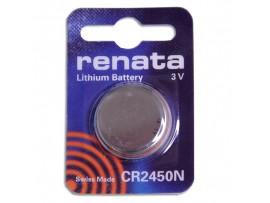 CR2450N Батарея 3V RENATA