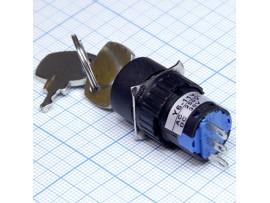 Y6-11Y/3 ключ-выключатель (on-on)