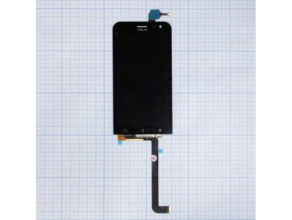 Asus Zenfone Laser 2 дисплей с тачскрином (черный)