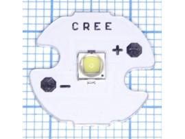 Модуль led 3W 3,5V 6000k 297Lm white d=15