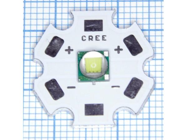 Модуль led 10W 3,5V 7000k 1100Lm white d=20