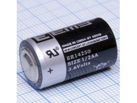 ER14250 Батарея 3,6V [AA1/2] EEMB