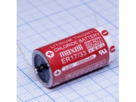 ER17/33 3,6V аккумулятор