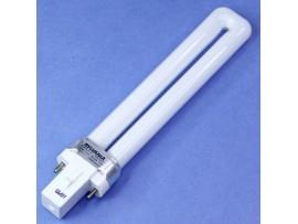 Лампа УФ 9вт sylvania UVA 9w/78 G23 фотополимер-ия