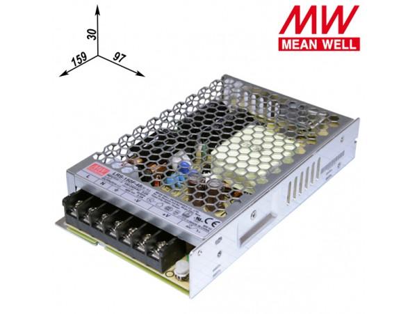 LRS-150F-48 преобразователь напряжения~220В>48V(0~3,3А)