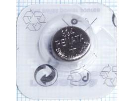 Элемент питания 1,55V SR936SW (394)  серебряно-цинковый