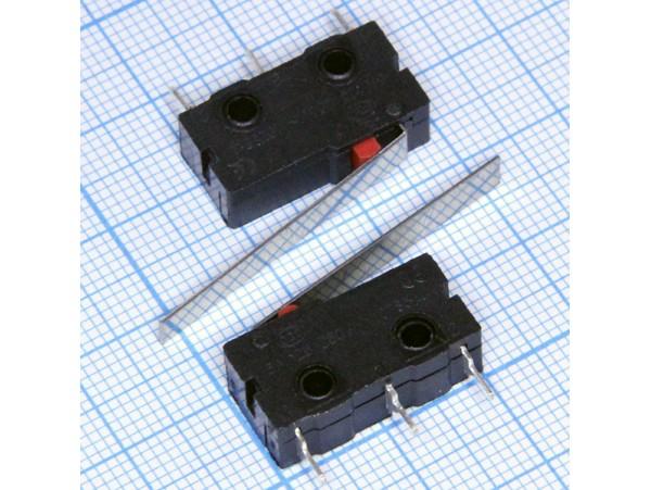 SM5-03P Переключатель концевой 250V/3A с планкой