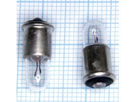Лампа 3,0V/0,3W H36-0301 фланцевый цоколь