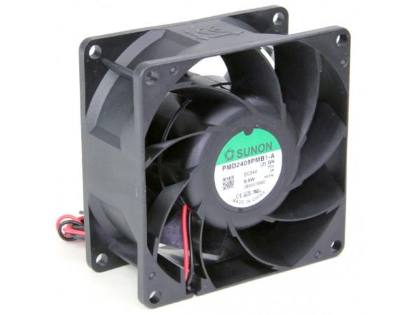 Вентилятор 24V/0,40A 80х80х38 PMD2408PMB1-A