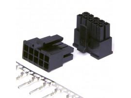 MF3-2х05F розетка на кабель Micro-Fit