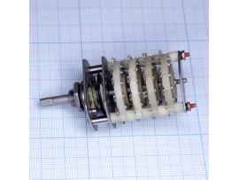ПГ15-100 5П8Н перекл. галетный