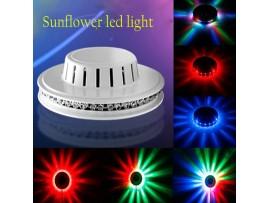 Мини цветомузыка Sunflower LED Light