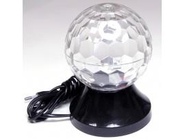 Лампа RGB Шар для световых шоу
