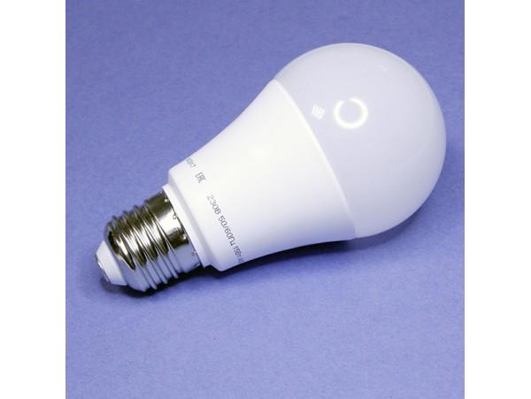 Лампа 220V 15W E27 4000K св/д Онлайт