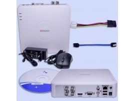 DS-H104Q видеорегистратор 4-х канальный