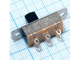 KBB70-2P2W-G9 on-on переключатель движковый