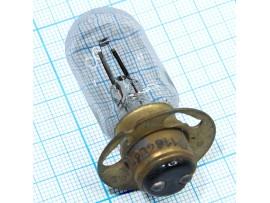 Лампа ОП11-40-У4 11V/40W латунный цоколь