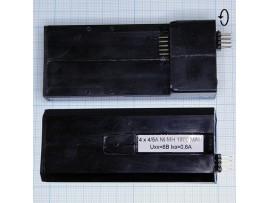Акк. 4,8V/2000mAh, 4х4/5А Ni-MH