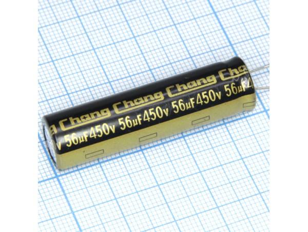 Конд.56/450V 1335+105°C
