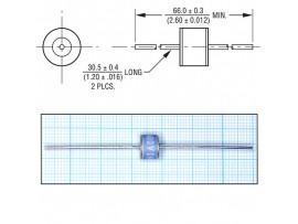 2027-60-CLF (B88069-X2880-S102) разрядник 600V газ.