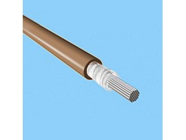 МГШВ-0,35 Провод коричневый