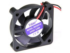 Вентилятор 24V/0,09A 50х50х10 RQD5010HS