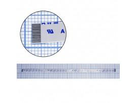 Шлейф 12pin 200x6,5 TRAIN прямой, шаг 0,5мм