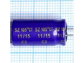Конд.1500/16V 1020+105°С SZ