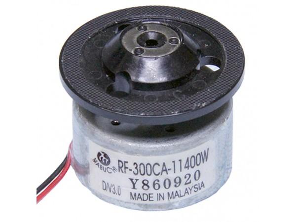 МОТ 3V RF-300CA-11400W с дискодержателем