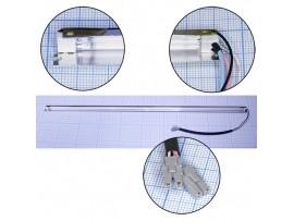 CCFL 49,0 двойная лампа подсв. ЖКИ 7мм ширина корпуса