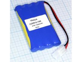 Аккумулятор 9.6V/1000 Секция 8хR06 NiCD