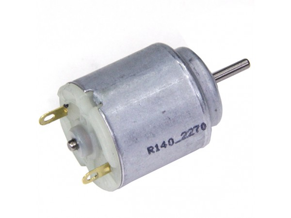 R140-2270 3.0V d-21, h=38 Двигатель