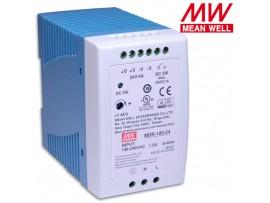 MDR-100-24 Преобразователь напряжения ~220V>24V(4A)