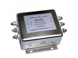 NFI-005 фильтр входной для ПЧ 0.75кВт/1.5кВт, 3ф. 380В