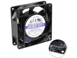 Вентилятор 220V 80х80х25 JA0825H2B0N-T