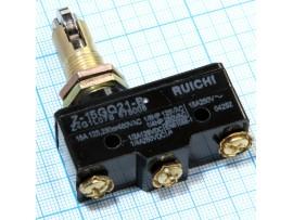 Z-15GQ21-B выключатель Концевой 15A/250VAC