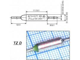 TZ D-085-15А Термопредохранитель