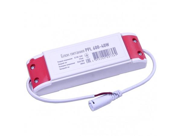 Драйвер LED 60-80V 0,48A PPL600-40W