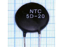 MF72-5D20 термистор NTC 50 Ом