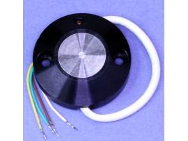 КН-05 кнопка домофона выхода накладная с индикацией
